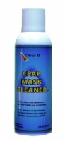 CPAP BiPAP + Oxygen Mask + Equipment Cleaning Spray